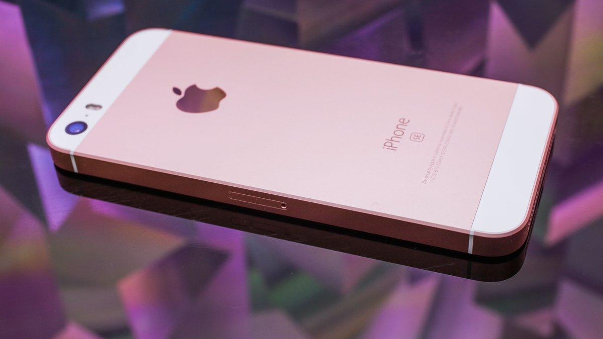 Apple nous prépare un iPhone SE 2 pour le 15 juin et trois iPhone 2018 pour la fin de l'année