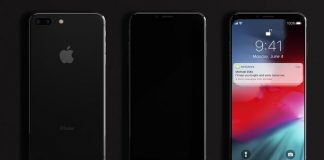 iPhone X : un concept sans encoche