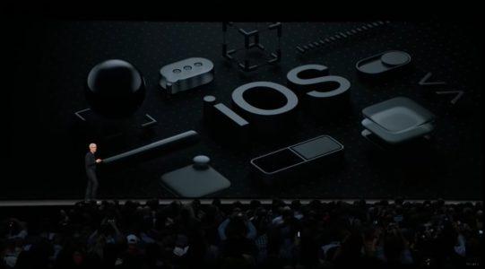 ios 541x300 - WWDC 18 : en plus d'iOS 12 et autres OS, Apple présente implicitement l'iPad X