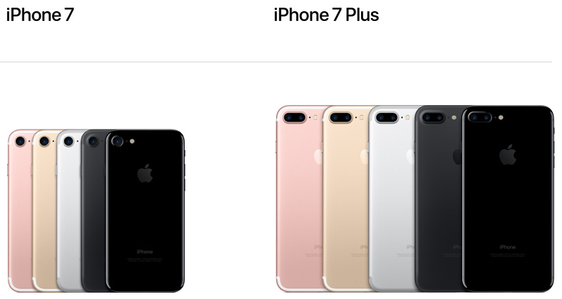 Les iPhone 7 et 7 Plus tombent malades !