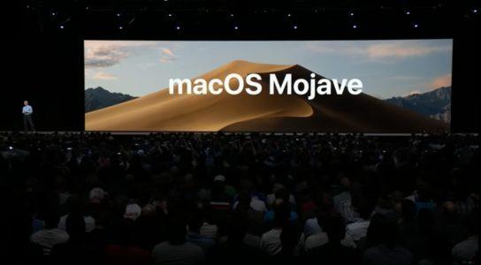 macos 544x300 - WWDC 18 : en plus d'iOS 12 et autres OS, Apple présente implicitement l'iPad X