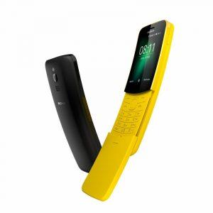nokia 8110 300x300 - Le Nokia 8110 fait son retour, mais pas Matrix ni Neo