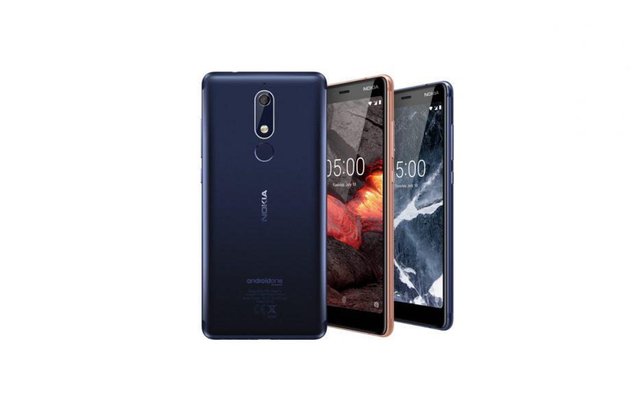 HMD met légèrement à jour ses Nokia 2, 3 et 5