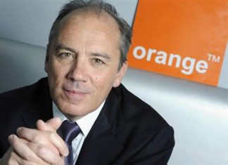 Stéphane Richard, boss d'Orange au sujet de la 5G