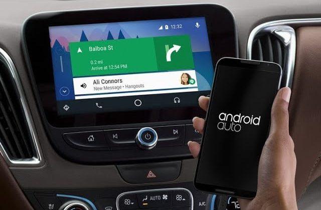 On peut désormais utiliser Waze avec Android Auto sur smartphone