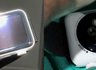 L'Apple Watch de Dean Lubaki