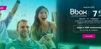 """La Bbox """"Les séries irréstibles"""" de Bouygues Telecom"""
