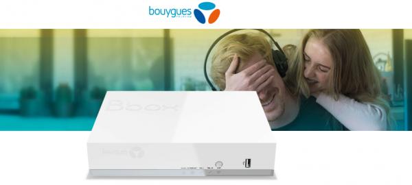 Bouygues Telecom BBox Fit