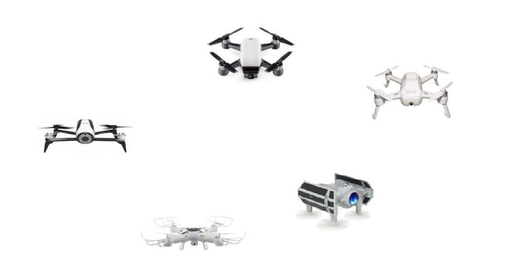 Guide d'achat soldes d'été 2018 : les meilleurs drones en réduction
