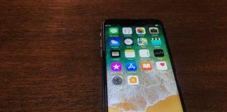 Un énième clone de l'iPhone X