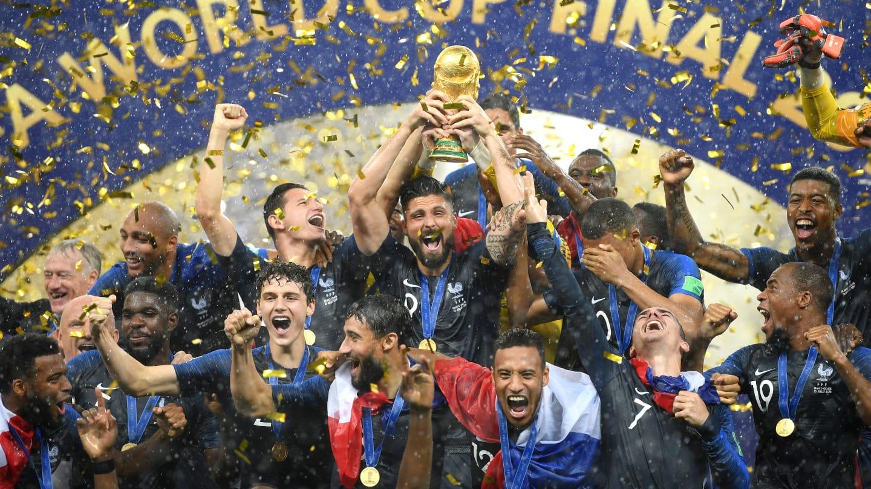 Coupe du Monde2018: Tim Cook et Apple félicitent les Bleus
