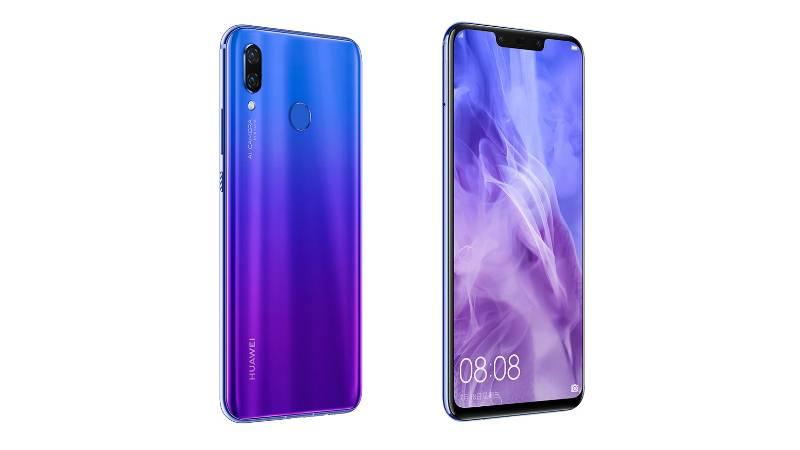 Huawei Nova 3 : un futur smartphone doté d'une technologie haut de gamme