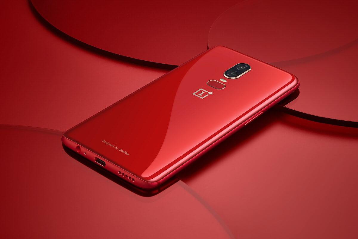 Le OnePlus 6 aura bientôt droit à une édition RED !