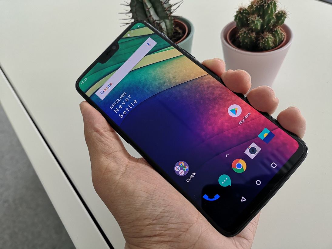 [ TEST ] OnePlus 6 : un smartphone séduisant mais il va falloir innover
