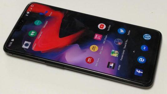 OnePlus 7 premier smartphone 5G