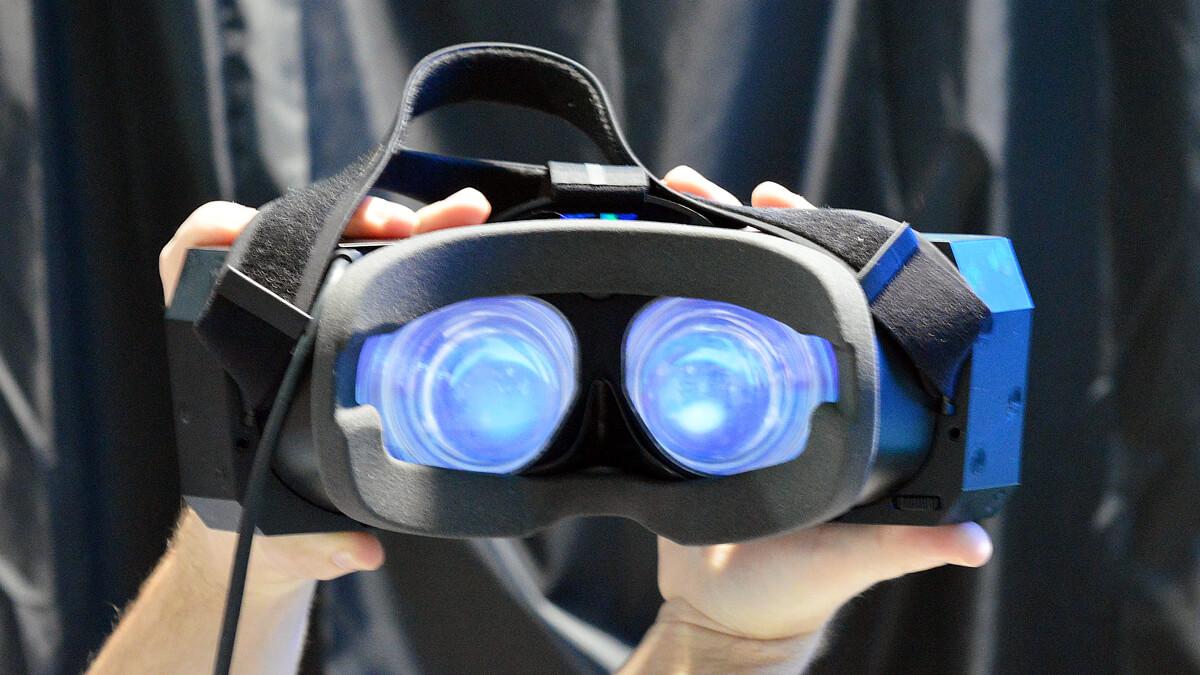Le casque de réalité virtuelle Pimax 8K est désormais en production