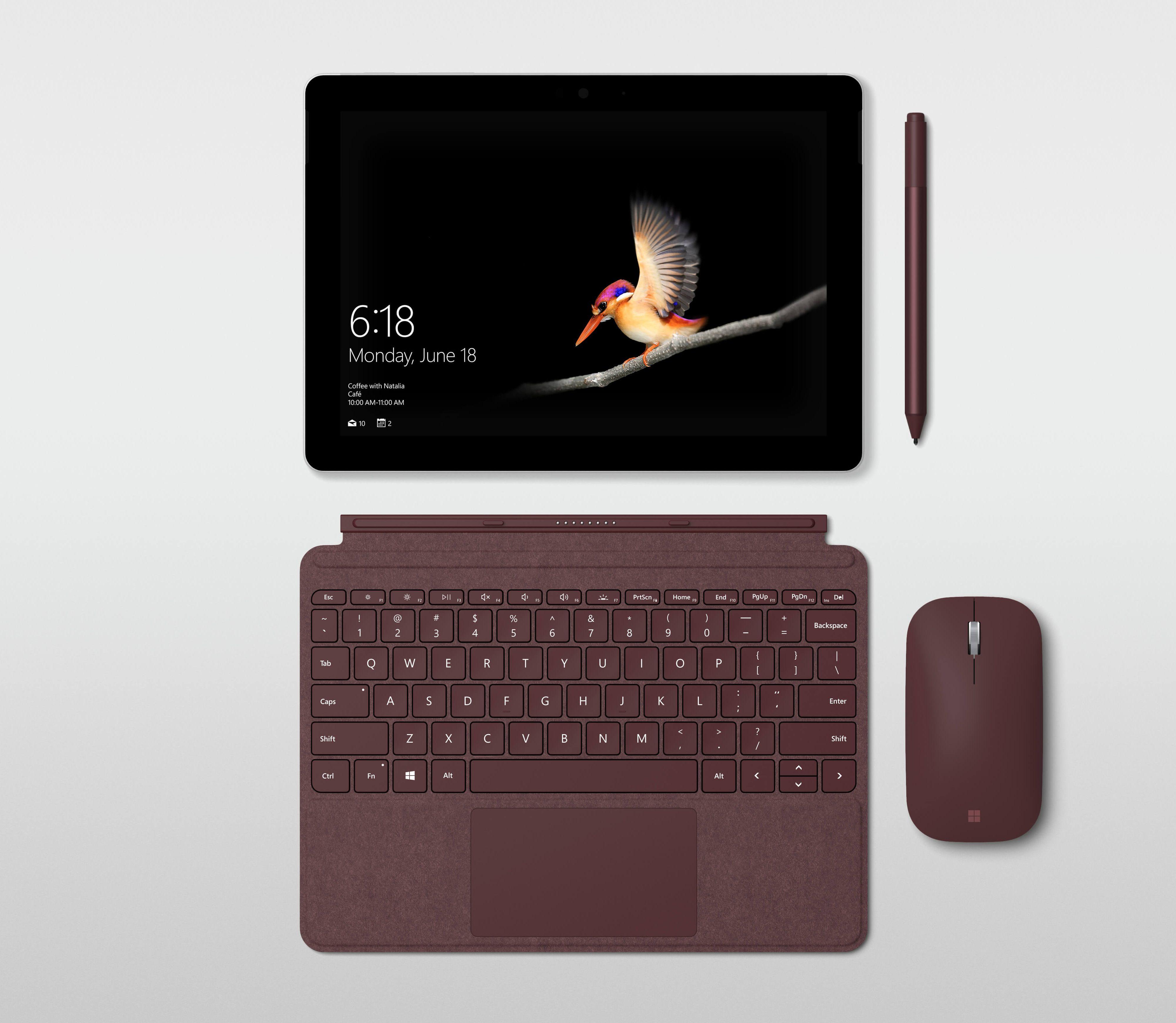 Microsoft Surface : un modèle Surface Go présenté aujourd'hui !