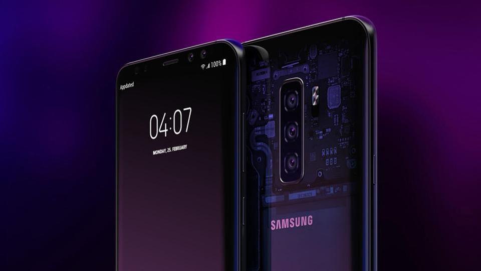 Samsung Galaxy S10 : un lecteur d'empreintes sous l'écran au lieu d'un scanner d'iris