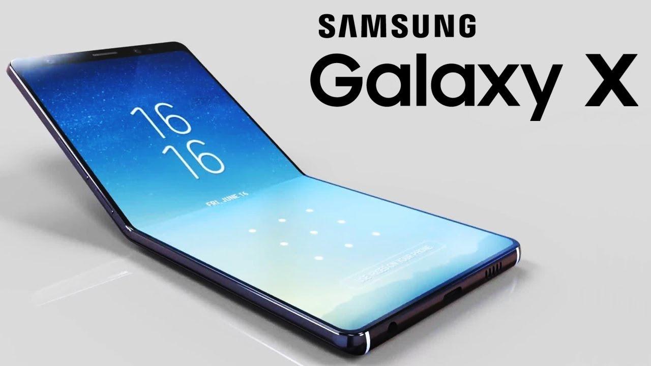 Samsung Galaxy X : le smartphone ne se plierait pas entièrement