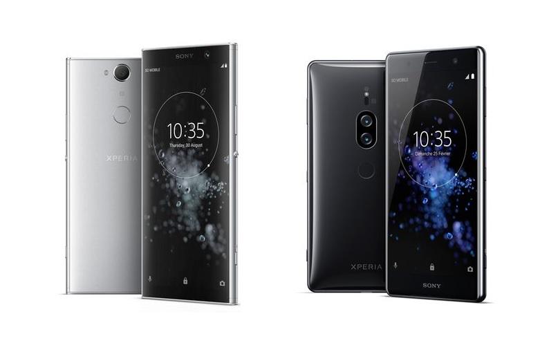 Les Sony Xperia XA2 Plus et XZ2 Premium sont officiels et débarquent bientôt !