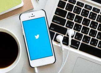 Twitter sur mobile