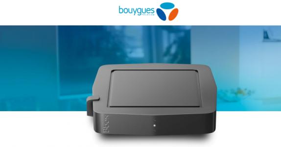 Box Bouygues Telecom Bbox Ultym Fibre