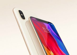 Xiaomi Mi 8 Gold