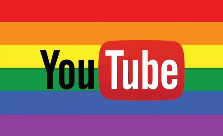 YouTube a présenté ses excuses auprès de la communauté LGBT