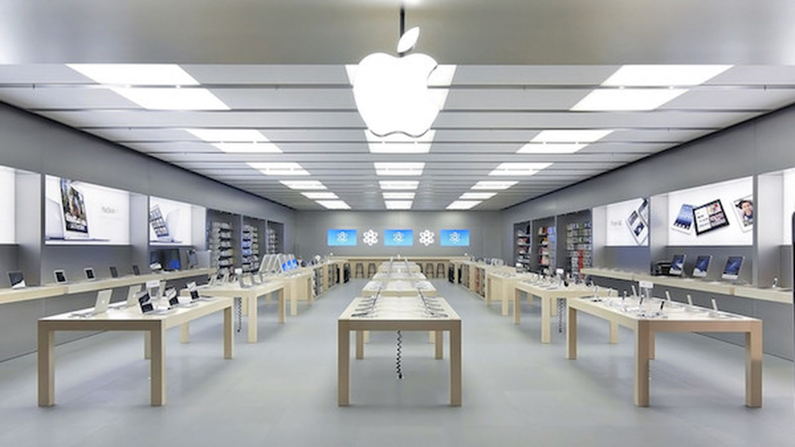 Apple Store : iPhone et MacBook ont été dérobé en un temps record