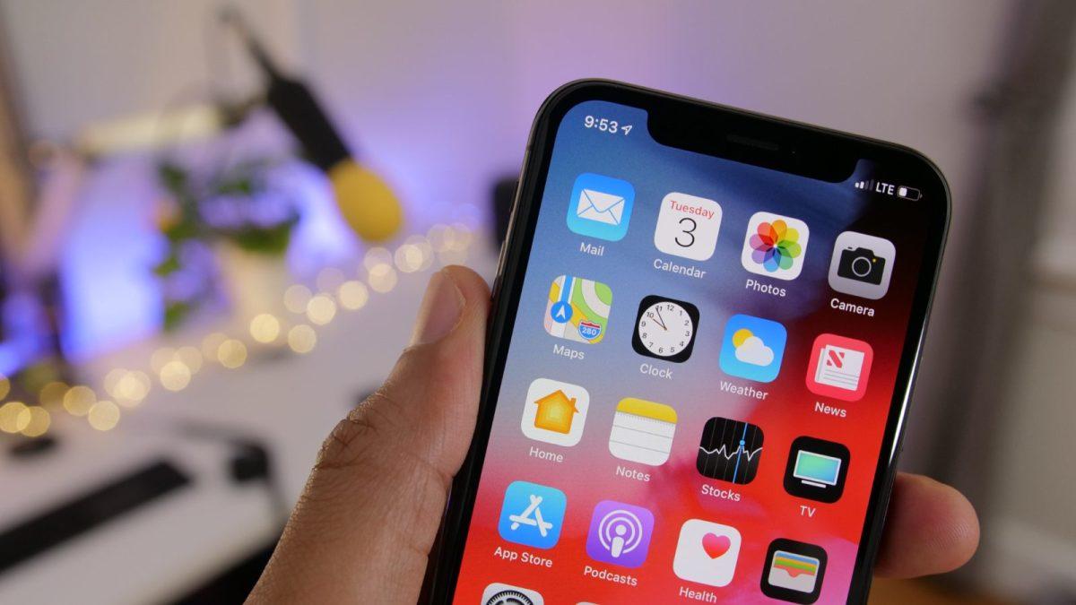 Apple utilisera certains composants de l'iPhone X sur les prochains modèles