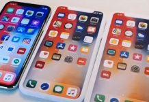 iPhone X, iPhone LCD et iPhone X Plus