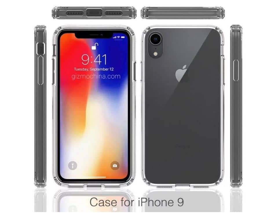 L'iPhone 9 ressemblerait à ça