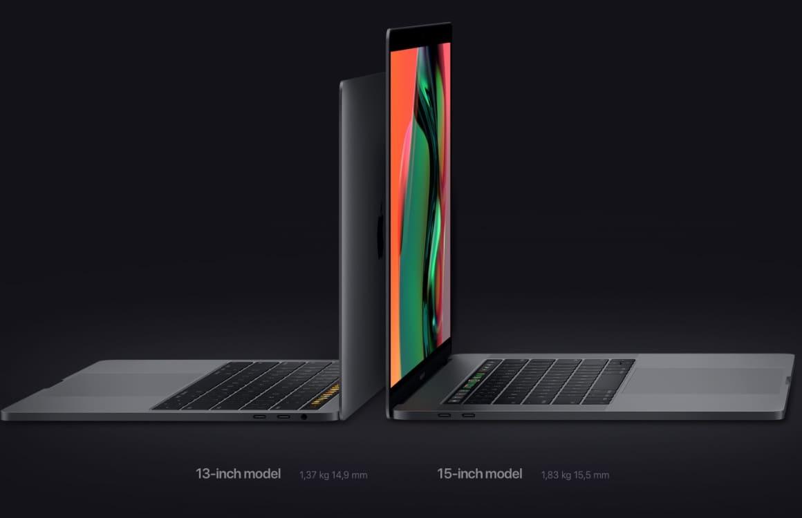 MacBook Pro 2018 : Apple nous les dévoile