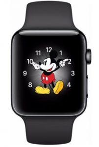 Apple Watch 2 Acier Inox 42mm Bracelet Sport