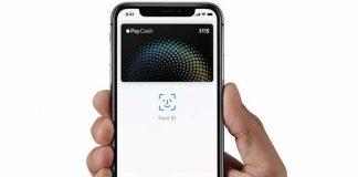 Apple Pay Face ID