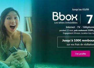 La Bbox à 7.99 euros de Bouygues Telecom est toujours en promo !