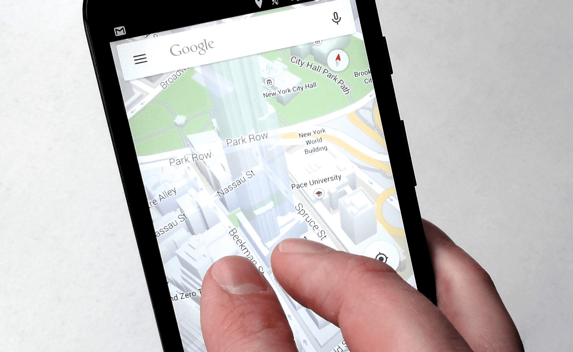Google Maps : les utilisateurs peuvent maintenant partager l'état de leur batterie