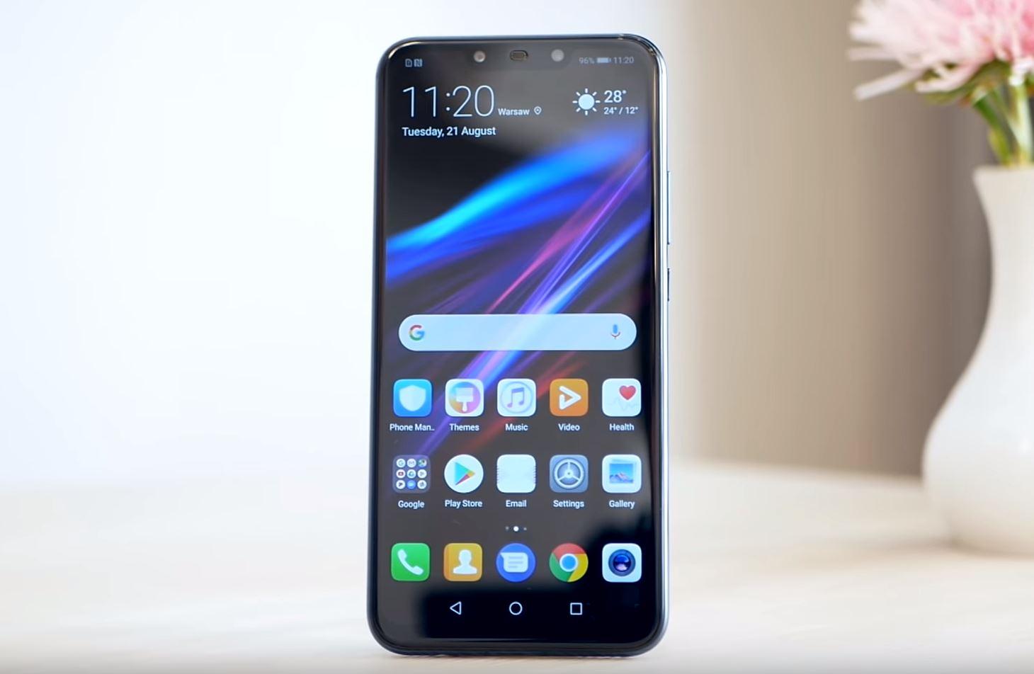 [ IFA 2018 ] Huawei Mate 20 Lite : une prise en main vidéo qui dévoile son design et sa fiche technique