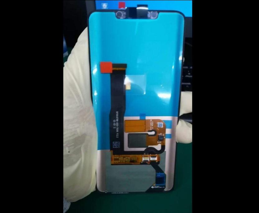 Huawei Mate 20 : une grande encoche pour la reconnaissance faciale 3D (photos)