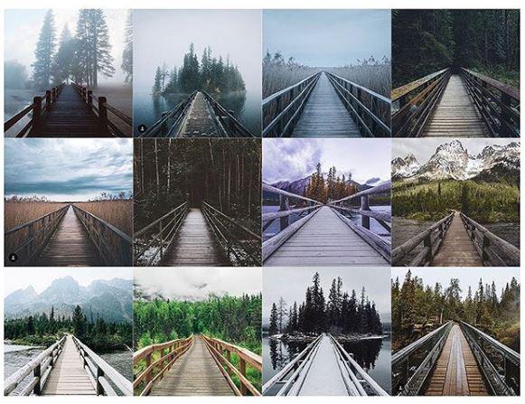 Insta Repeat : les clichés des instagrammeurs voyageurs se ressemblent toutes
