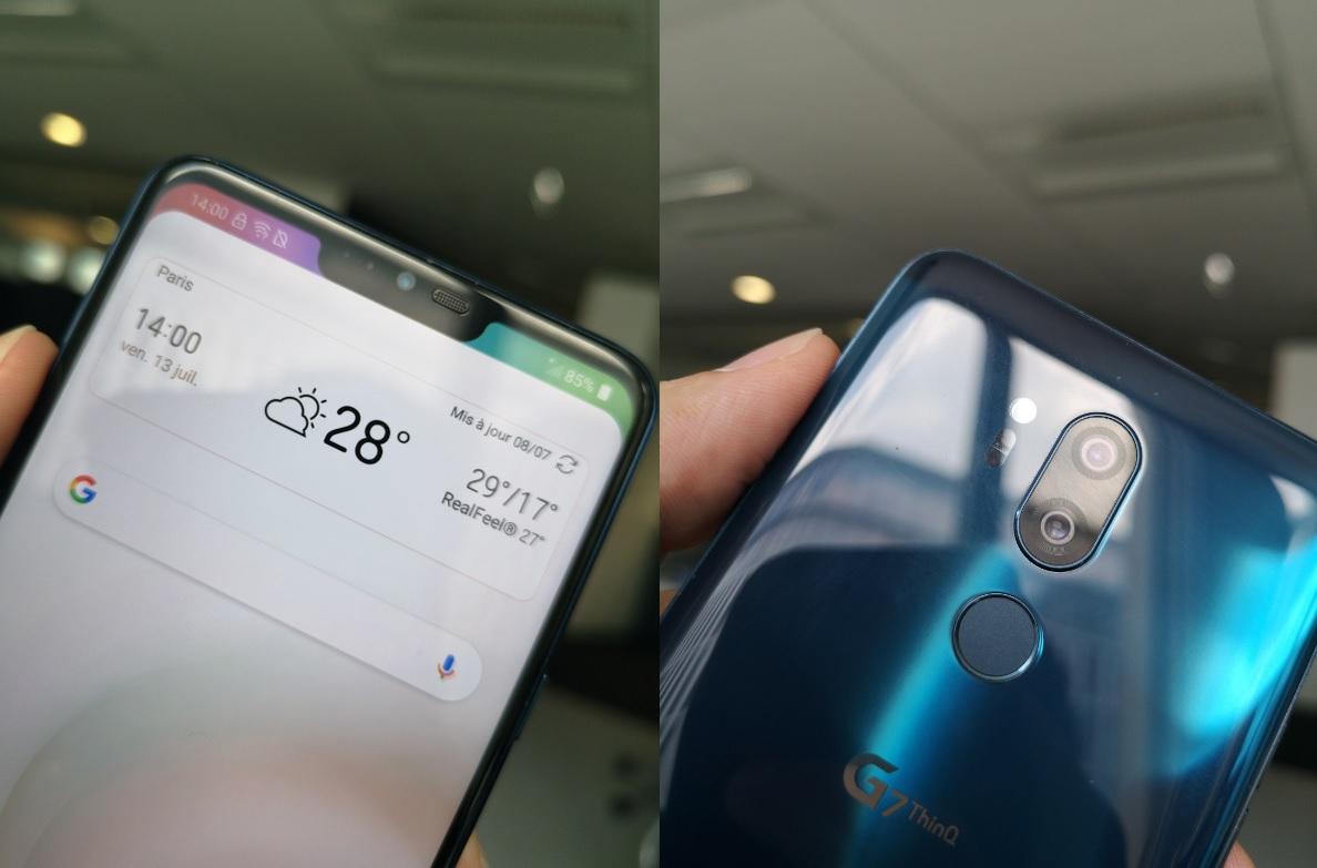 LG G7 ThinQ : que vaut la nouvelle génération ?