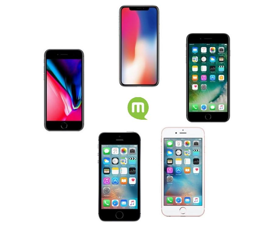Guide d'achat spécial iPhone : les modèles qui valent le coup en 2018