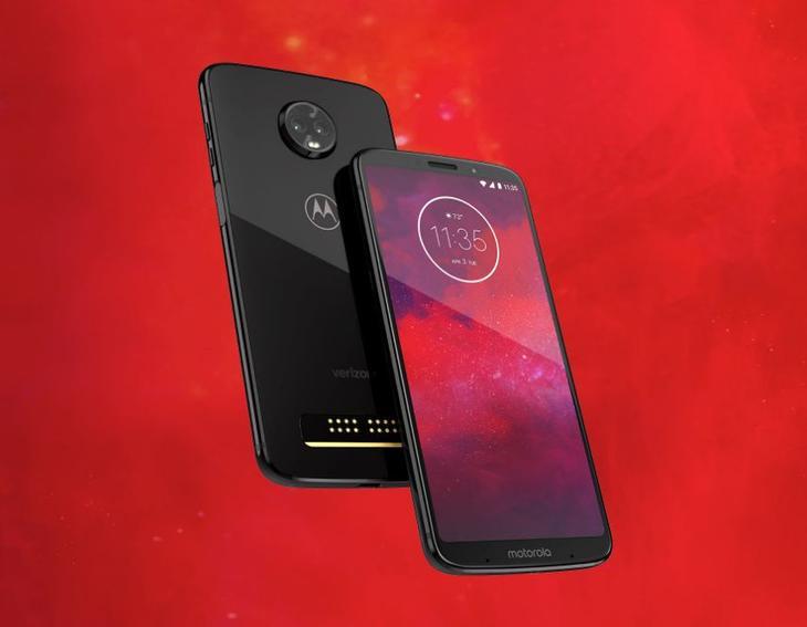 Le Motorola Moto Z3 est le premier smartphone 5G au monde !