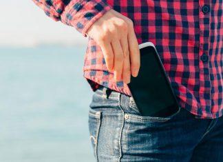 Poche smartphone