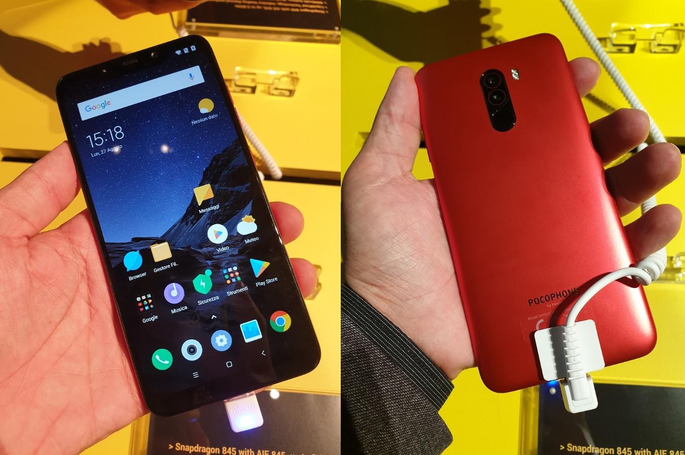 [ Prise en main ] Pocophone F1 : Xiaomi a décidé de tuer le marché