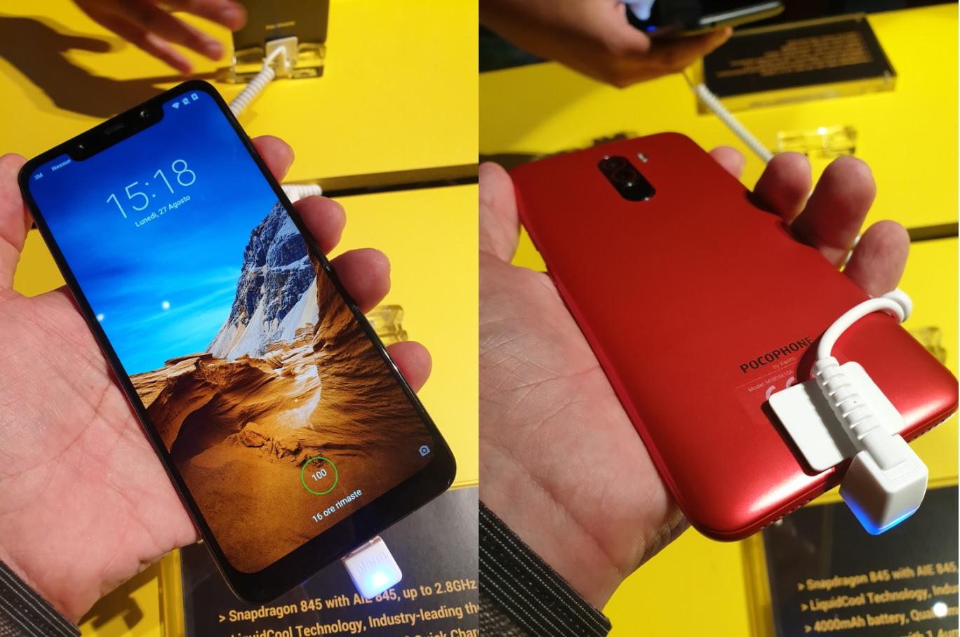 Pocophone F1 4 - [ Prise en main ] Pocophone F1 : Xiaomi a décidé de tuer le marché