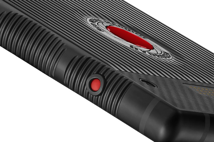 RED Hydrogen One 1 1 - RED Hydrogen One : des rendus officiels du premier smartphone holographique !