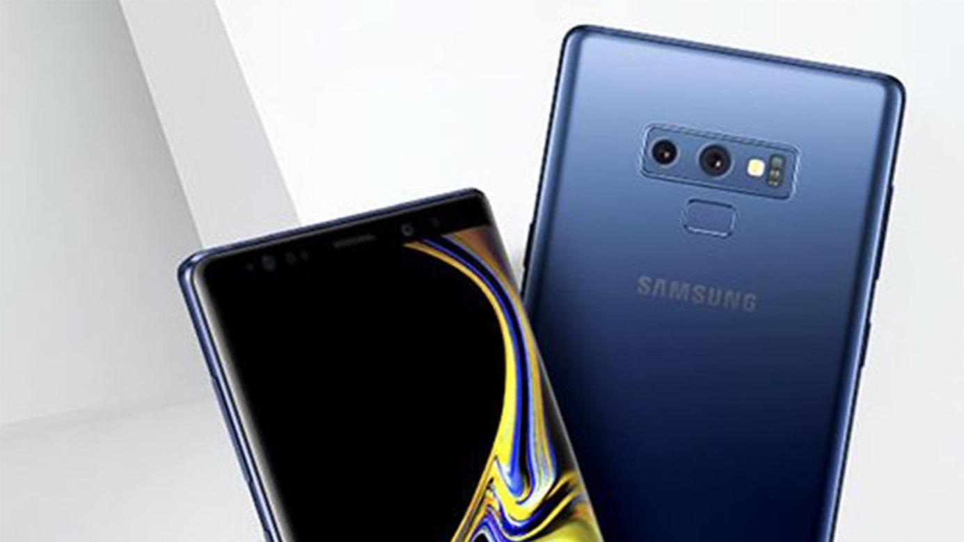 Le Galaxy Note 9 est déjà en précommande sur le site de Samsung !