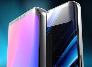 Un concept du Samsung Galaxy S10 par Concept Creator