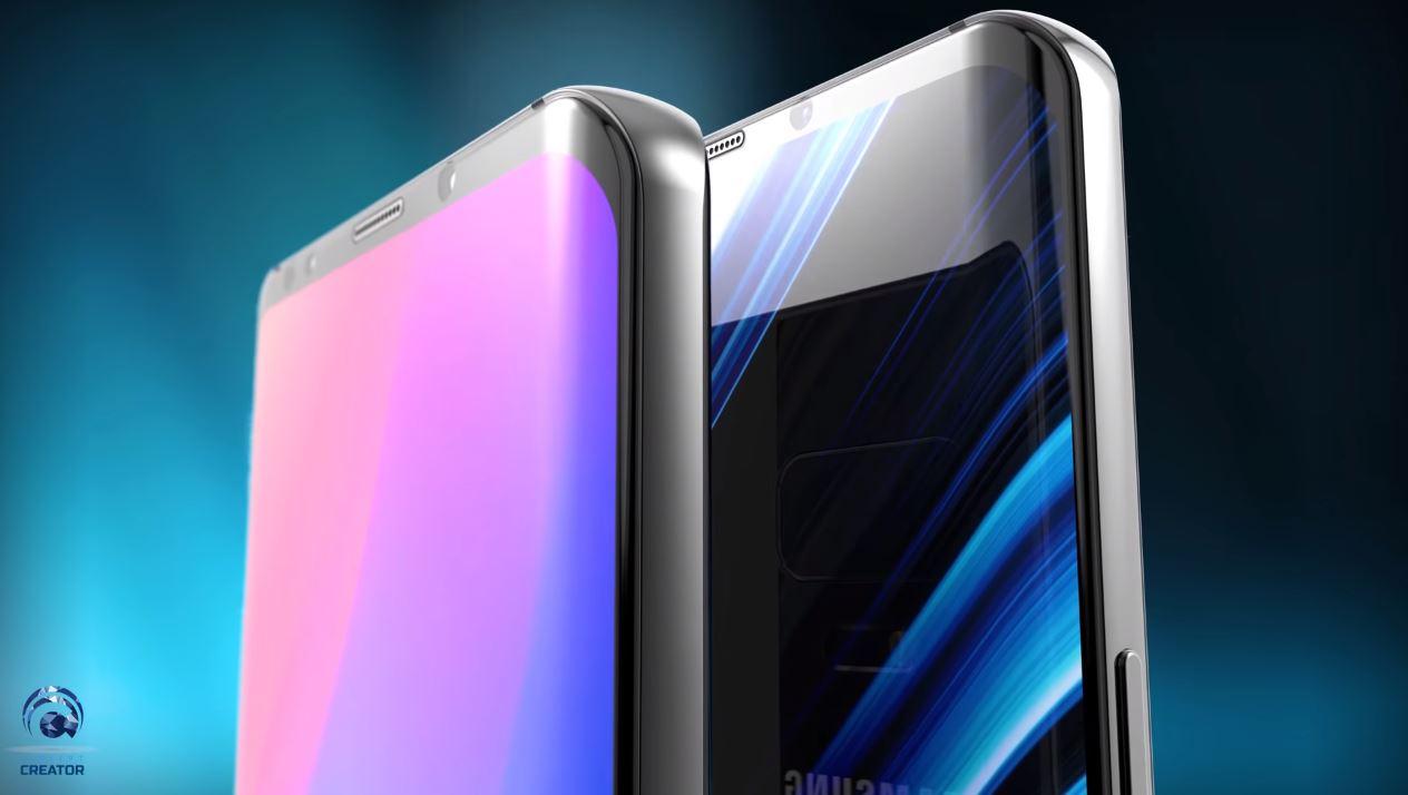 Galaxy S10 : un écran Infinity-O révolutionnaire